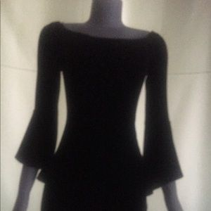 Guess black dress  size S/P